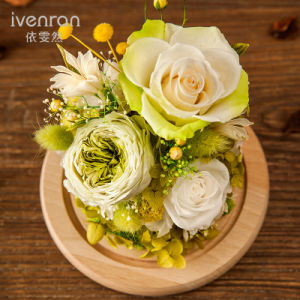 Handmade Craft Rose Flower for Home Decoration pictures & photos