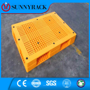 High Quality Warehouse Storage Industrial Plastic Pallet pictures & photos