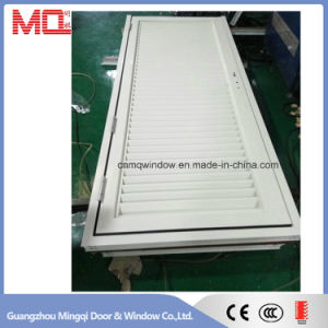 Beautiful Aluminium Fixed Louver Casement Door Made in Guangzhou Mq pictures & photos