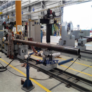 Automatic Steel Pipe Welding Machine for Pipeline pictures & photos