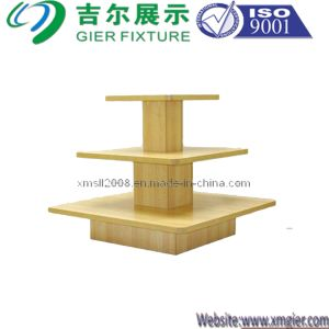 Wooden Display Shelf (GDS-SF02) pictures & photos