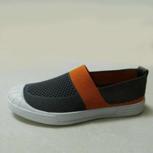 Sandalias Trendy Bright Color Wide Shoes for Men pictures & photos