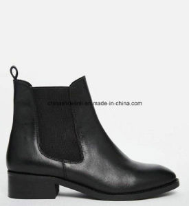 China Women Winter Ankle Boots Exporter pictures & photos