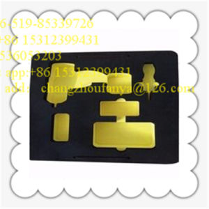 Customized EVA Foam Shape Die Cutting EVA Foam Sheet Lighting PCB Sealing EVA Foam Sheet pictures & photos