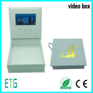 4.3 Inch TFT Screen Video Greeting Box pictures & photos