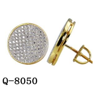 High Quality Model 925 Silver Jewelry Earrings pictures & photos