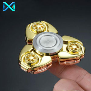 High Quality Pure Aluminum EDC Spinner Fidgets Hand Spinner for Autism and Adhd pictures & photos