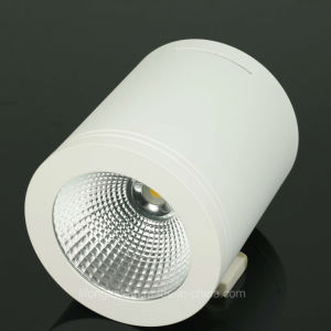 High Quality Round Type 20W Surface Mounted LED Downlight pictures & photos