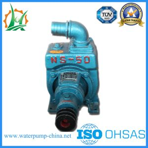 Ns Series Self Priming Diesel Water Pump for Agriculture pictures & photos