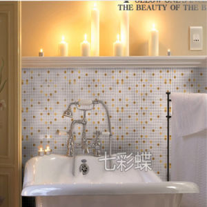 Pebble Mosaic Tile for Wall pictures & photos
