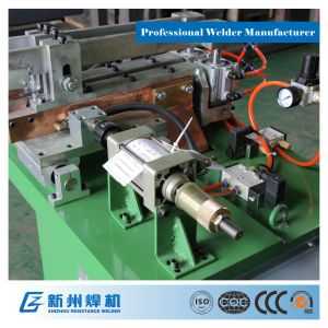 Alloy Butt Welding Machine with Pneumatic System and Cooling Water System pictures & photos