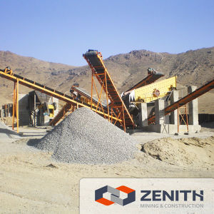 Environmental Stone Crusher Production Line with Capacity 100-450t/H pictures & photos