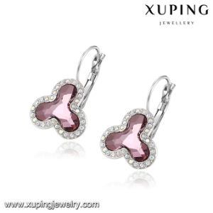 Fashion Luxury Crystals From Swarovski Jewelry Earring (E-373) pictures & photos