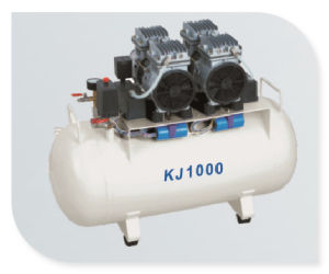 Large Power Low Noise Good Quality Dental Air Compressor (KJ-1000) pictures & photos