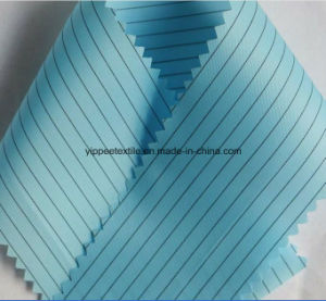 110G/M2 75dx100d Anti-Static Polyester Fabric pictures & photos