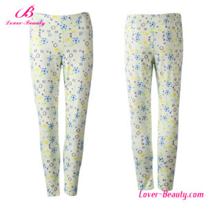 Fitness Flower Printing Sexy Women Legging pictures & photos