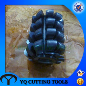 HSS M2 ASA Sprocket Hob Cutter with Tin Coating pictures & photos