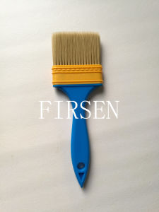 Plastic Handle Plastic Ferrule Paint Brush Set pictures & photos