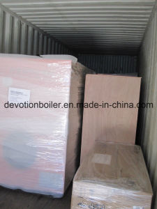 Gas & Diesel & Oil Fired Horizontal Hot Water Boiler pictures & photos