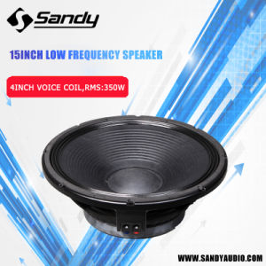 "Outdoor Professional 15"" Column Speaker Woofer pictures & photos"