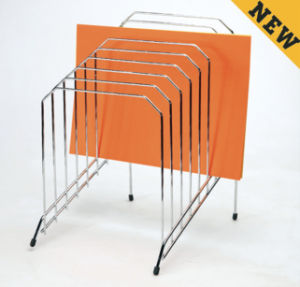 Metal Mesh Stationery File Rack/ Office Desk Accessories pictures & photos