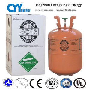 Refrigerant Gas R404A (R134A, R422D) High Purity with Good Quality pictures & photos