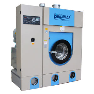 Gxq Fully Automatic Fully Enclosed Dry Cleaning Machine pictures & photos