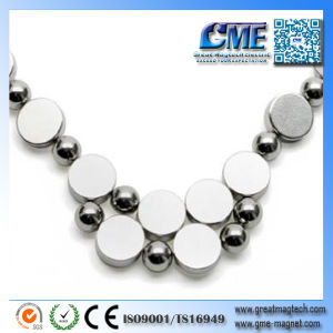 Rare Earth Magnet Bracelet Magnet Ring Jewelry pictures & photos