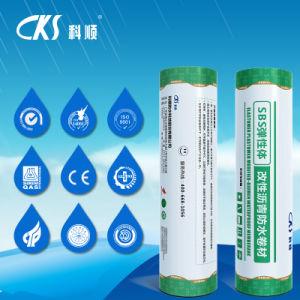 Sbs Elastomer Modified Bitumen Waterproof Membrane pictures & photos
