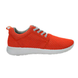 Men/Women′s Casual Sport Mesh Lace-up Running Breathable Shoes pictures & photos