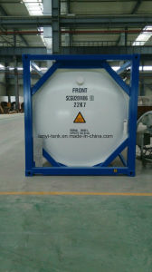 Cryogenic Tank Container for Lar, Lio, Lin, LNG pictures & photos