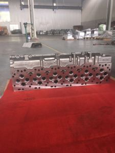 Cummins Diesel Engine Original Cummins Cylinder Head Isl pictures & photos