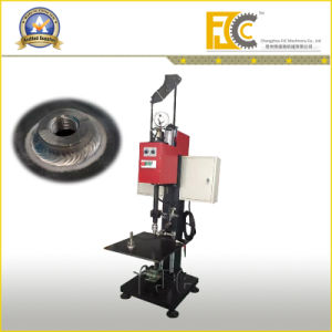 Fire Extinguisher Discharge Cover Welding Machine pictures & photos