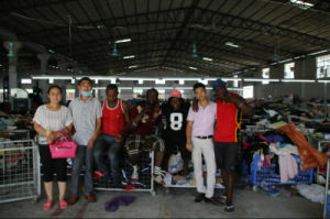 Origin Used Clothes Africa Style Used Ladies Cotton Pant in Bales for Sale pictures & photos