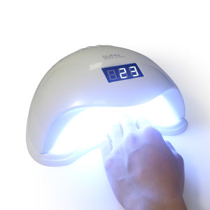 Curing for All Kind of Gel Sun5 48W Gel Polish Dryer UV LED Nail Lamp pictures & photos