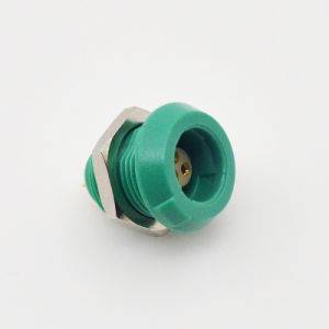 Redel Circular Push Pull Plastic Medical Connector pictures & photos