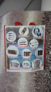 Non-Woven PP Woven Shopping Hand Bag pictures & photos