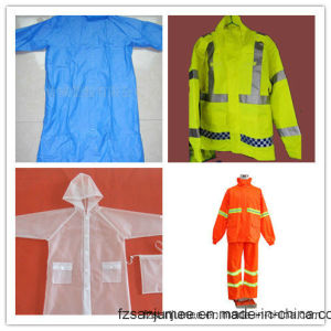 High Frequency Plastic Welding Machine for Raincoat Cap pictures & photos