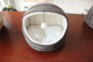 Cotton Cat Bed with Pillow and Play Ball pictures & photos