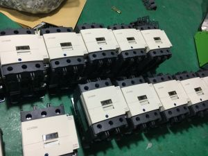 LC1-D09 12 18 New Type Black AC Contactor pictures & photos