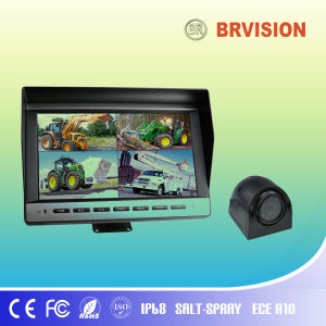 Heavy Duty Rear View System 10.1 Inch Screen pictures & photos