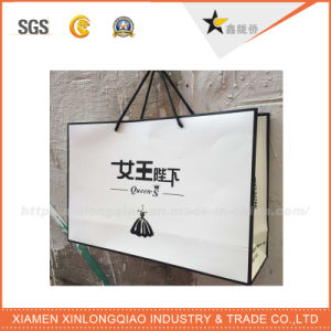 Custom Fancy High Quality Shopping Bags Made of Paper pictures & photos