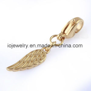 Feather Jewelry Charm for DIY Bracelet Pendant Necklace pictures & photos