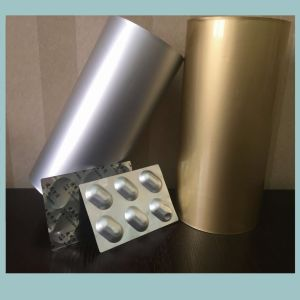 Pharmaceutical Cold-Stamping Molding Aluminum Foil for Blisters pictures & photos