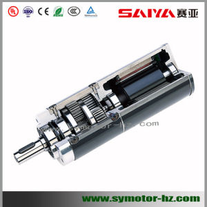 62mm Transmission Gearbox for DC Brushed Motor pictures & photos
