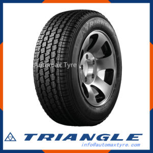 China Tire Factory Good Quality Tr646 Triangle Van Tire pictures & photos