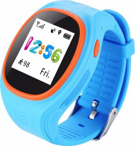 Kids GPS Tracking Watch Phone with Sos Function pictures & photos