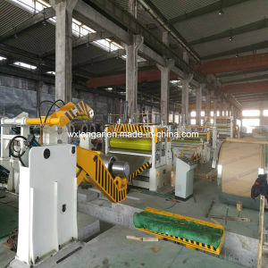 Slitter Rewinder Machine for Coil Metal pictures & photos