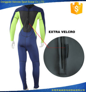 Customized Super Stretch Men Smooth Skin Neoprene Diving Surfingsuit