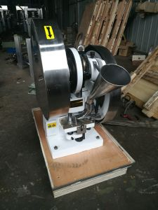 Single Punch Tablet Press (with 1 set free round die) pictures & photos